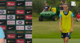 FFA TV | Westfield Matildas midfielder Chloe Logarzo admits they are seeking revenge on Brazil for the loss during last year's Olympic Games.