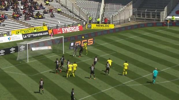 Ligue 1 Round 36: Nantes 1 - 0 Nice