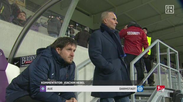 FC Erzgebirge Aue - SV Darmstadt 98