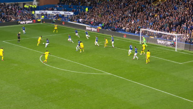 Premier League: Everton - Crystal Palace | DAZN Highlights