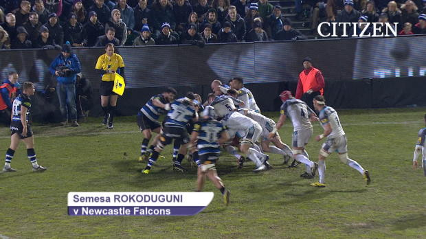 Aviva Premiership - Citizen Try of the Week - Round 17