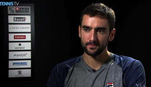 Cilic Interview: ATP Basel SF