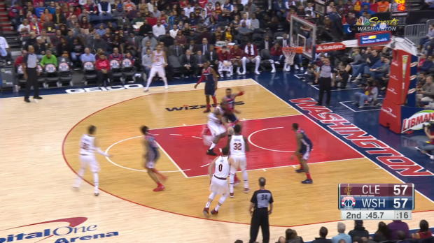 Block of the Night: Bradley Beal