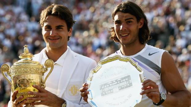 Tennis : Wimbledon - Les 5 victimes de Federer en finale