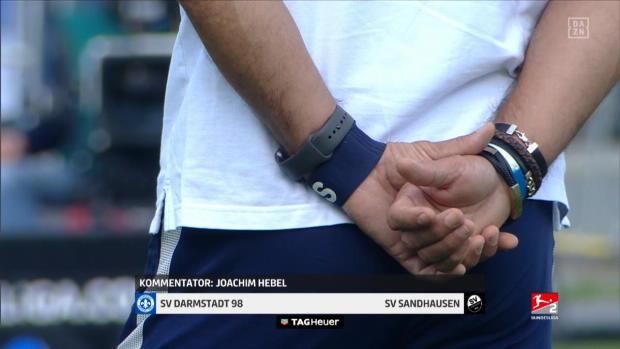 2. Bundesliga: SV Darmstadt 98 - SV Sandhausen | DAZN Highlights