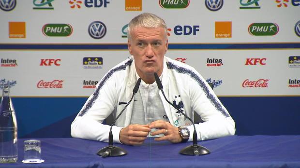 """Deschamps: Pogba vs. Mourinho """"übertrieben"""""""