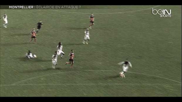 Montpellier : Eclaircie en attaque ?