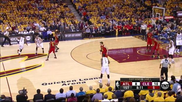WSC: Kyrie Irving mit 21 Punkten gegen die Hawks