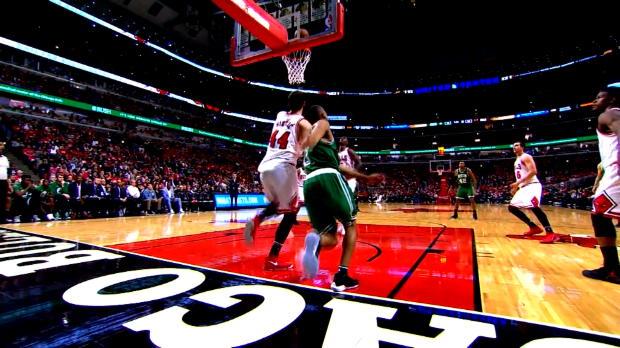 Celtics 105-83 Bulls
