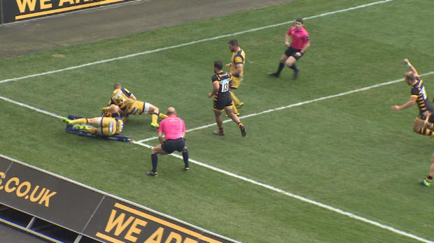 Aviva Premiership - Match Highlights - Wasps v Worcester Warriors