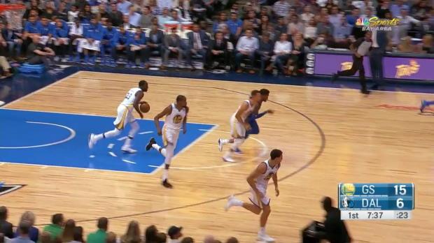 WSC: Kevin Durant (25 points) Game Highlights vs. Dallas Mavericks