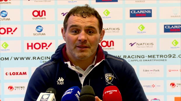 Top 14 - 15e j. : Iba�ez : ''Il n'a pas manqu� grand chose''