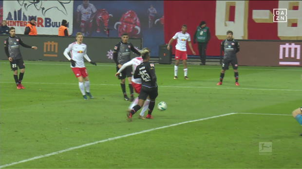 RB Leipzig - 1. FSV Mainz 05