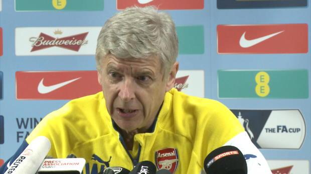 """Wenger glaubt: """"Walcott mit großer Zukunft"""""""