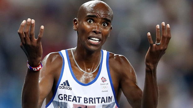 Farah: Marathon in London 2017 eine Option