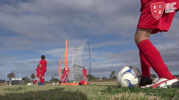 2017 12-week Adelaide United Football School