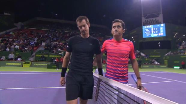 Doha: 27. Sieg! Murray weiter nicht zu stoppen