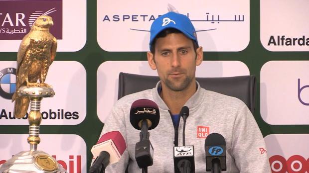"""Doha: Djokovic: """"Impuls für Australian Open"""""""