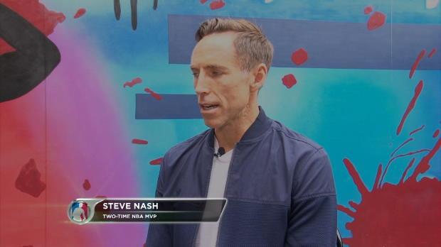 """Nash: """"Curry y Durant necesitan tiempo"""""""