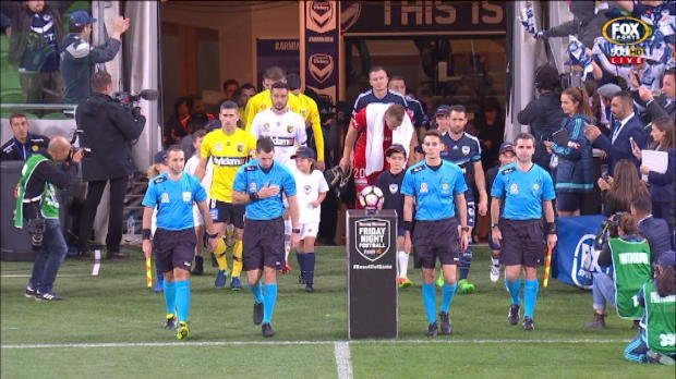 Victory v Mariners match highlights