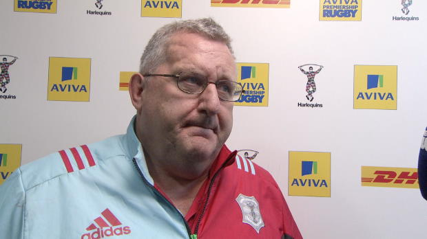 Aviva Premiership - John Kingston Interview