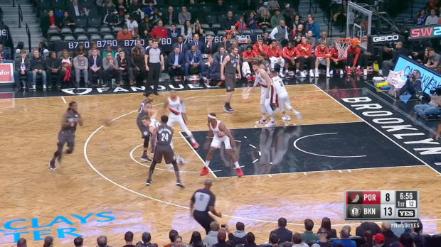 GAME RECAP: Trail Blazers 127, Nets 125
