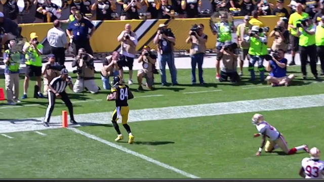 Should Steelers really go for two after after touchdown?