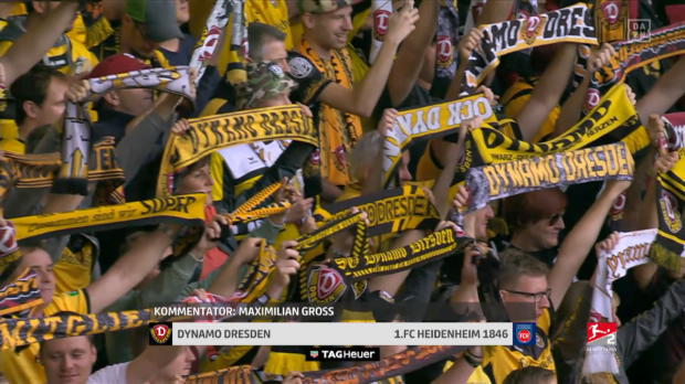 SG Dynamo Dresden - 1. FC Heidenheim