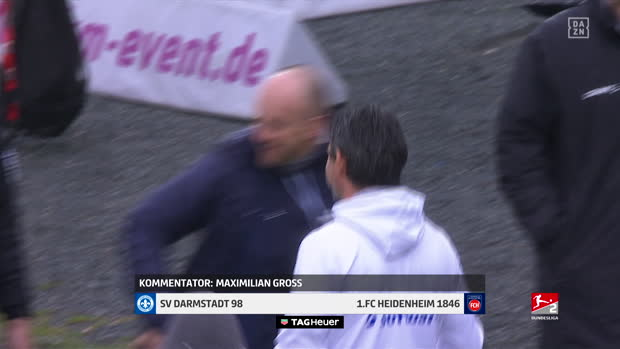 2. Bundesliga: SV Darmstadt 98 - 1. FC Heidenheim 1846 | DAZN Highlights