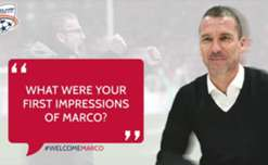 Adelaide United Head of Football Operations, Ante Kovacevic, talks about his first impressions of new Head Coach, Marco Kurz.