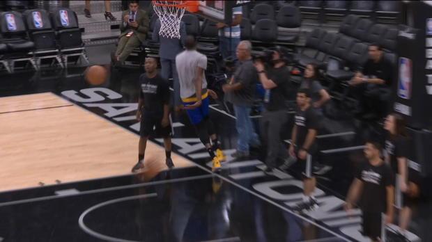 GAME RECAP: Warriors 110, Spurs 98