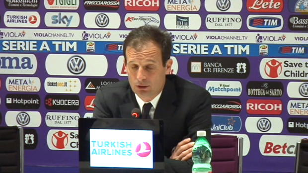 Coppa Italia: Allegri stolz nach Finaleinzug