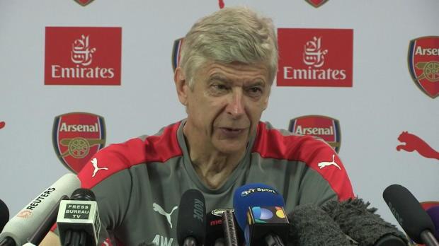 "Wenger: Transfermarkt? ""Sehr merkwürdig"""