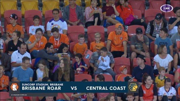 Roar v Mariners match highlights