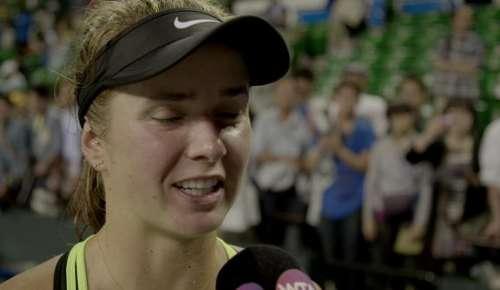 Svitolina Interview: WTA Tokyo QF
