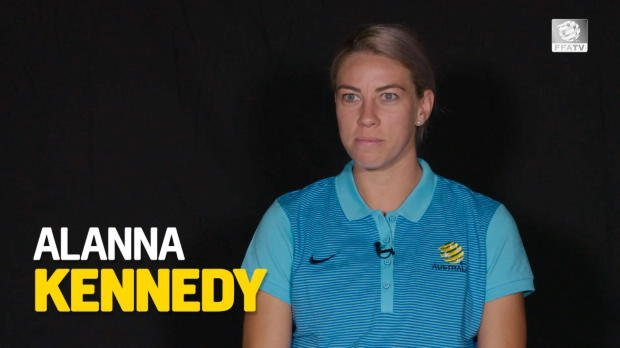FFA TV | Quickfire Qs with the Westfield Matildas