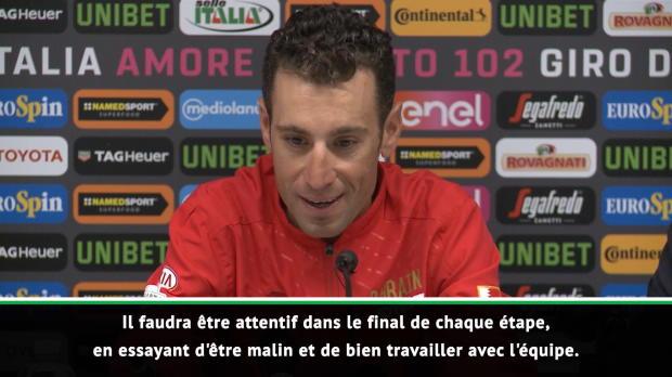 Giro 2019 - Dumoulin et Nibali sont prêts à se jouer la gagne
