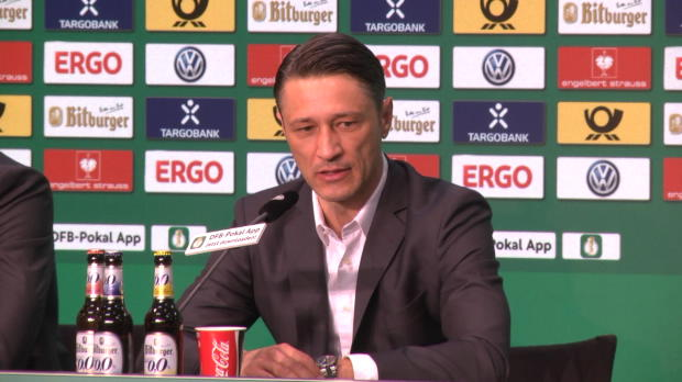 "Kovac zu Marco Russ: ""Besonderer Augenblick"""