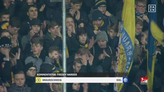 Eintracht Braunschweig - Holstein Kiel