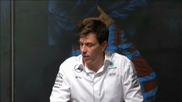 """F1: Wolf stellt klar: """"Gibt keine Stallorder"""""""
