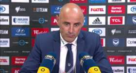 Melbourne Victory Rd20 press conference