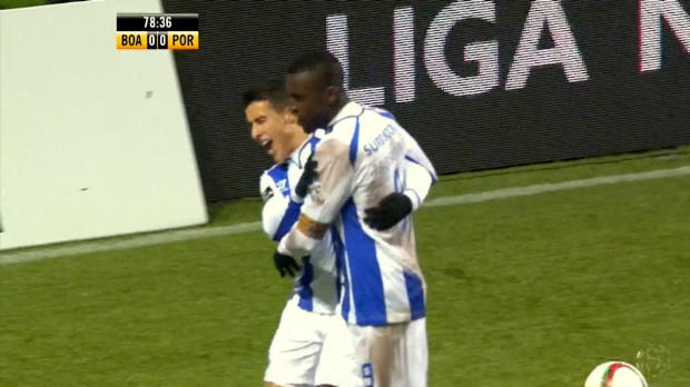 Tormaschine Martinez trifft bei Porto-Derby