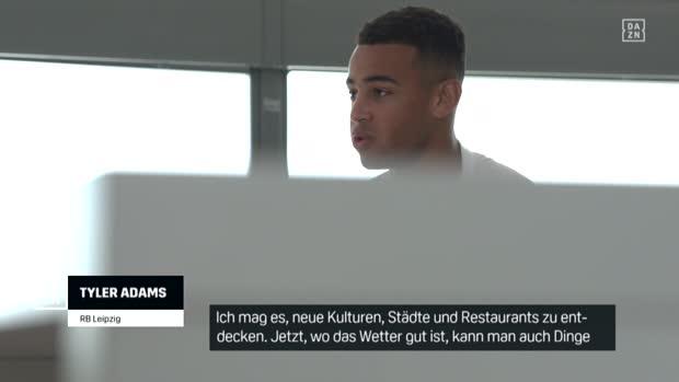 """Tyler Adams: """"Natürlich will ich deutscher Meister werden"""""""
