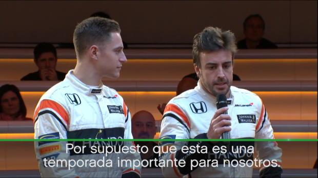 Alonso y sus esperanzas de volver a ganar