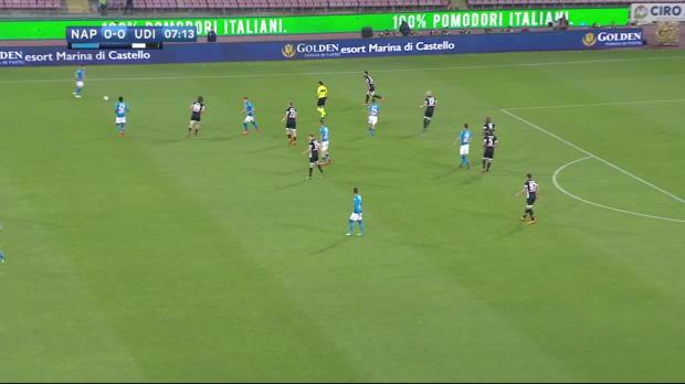 Neapel - Udinese