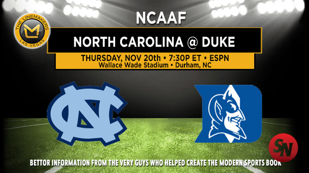 North Carolina @ Duke