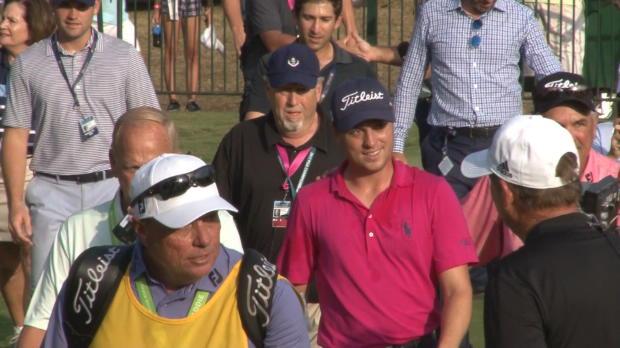 'Jealousy' helped fuel Thomas' PGA Championship win