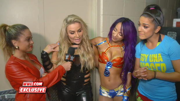 Why the Raw Women's division needed Sasha Banks: WWE.com Exclusive, Oct. 15, 2018