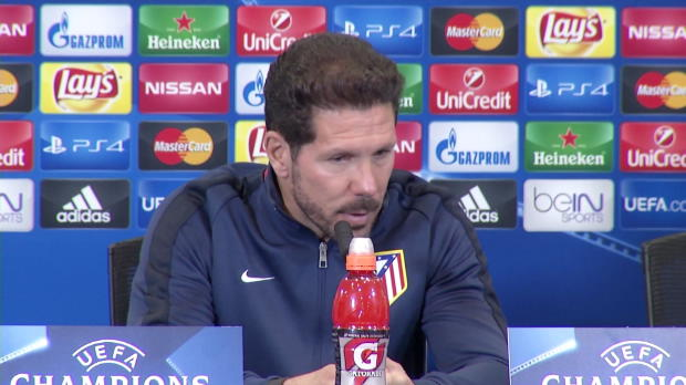 "Simeone warnt: ""Gala mit Offensivpower"""