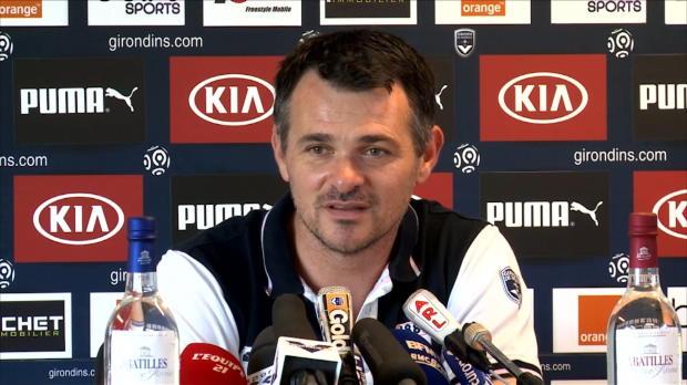 "Foot : Girondins - Sagnol : ""Aucun souci avec Planus"""
